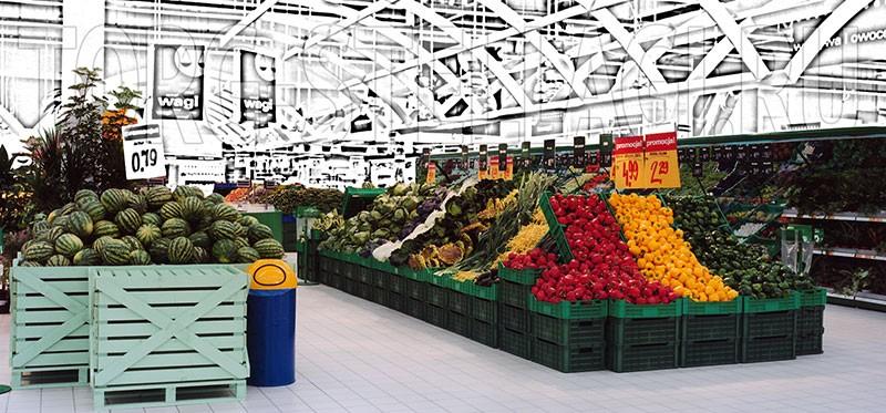 оборудование для магазина овощей
