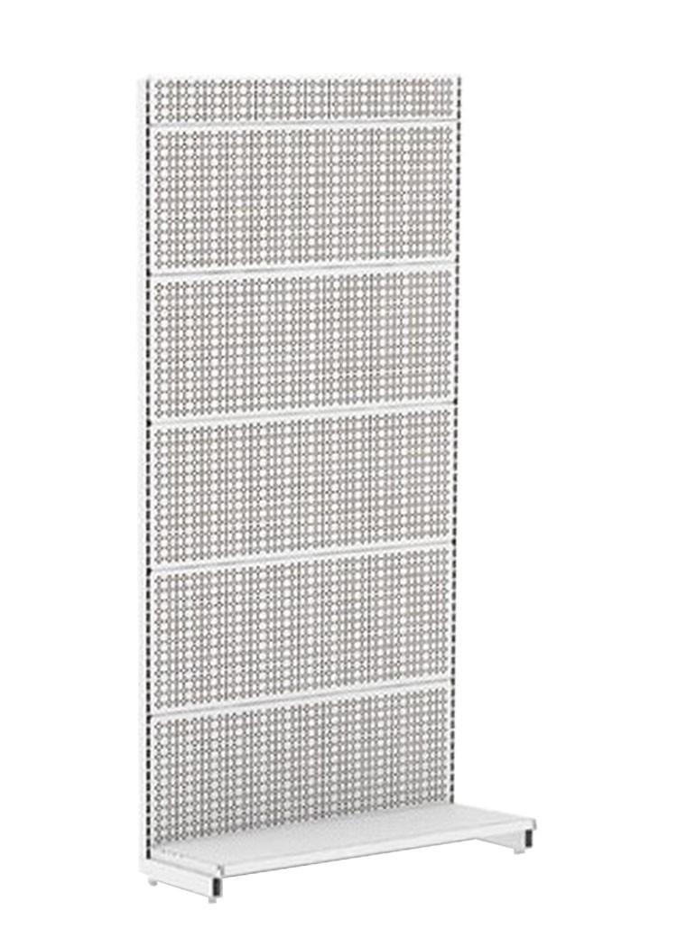Стеллаж торговый EcoLine перфорированный (470х665х2250)